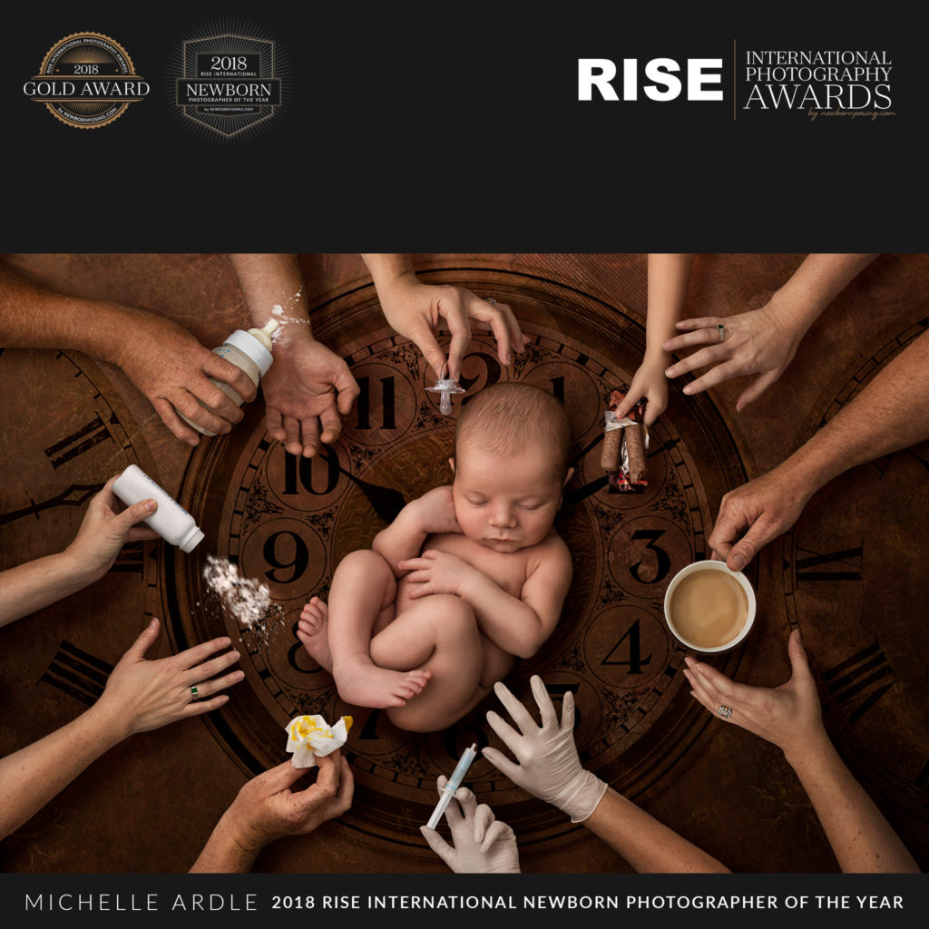 Michelle Ardle of Talking Point Photography, RISE International Photography Awards